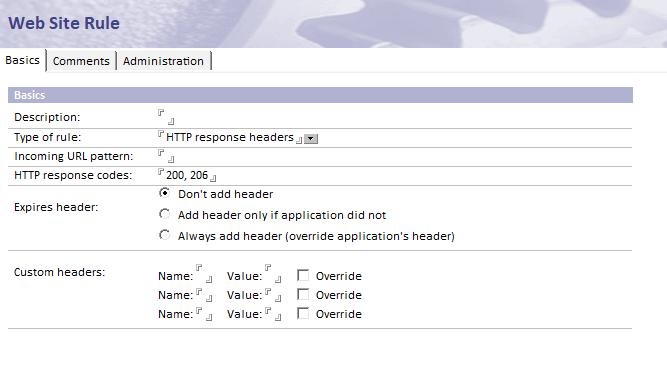 Adding Security (HTTP Response) Headers to IBM (Lotus